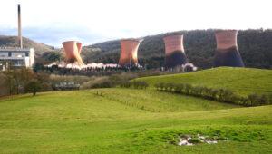 Kohlekraftwerk Explosion